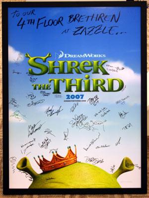 DreamWorks Poster