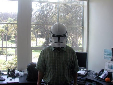 Mike the star wars exec