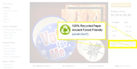 Ancient Forest Friendly Paper