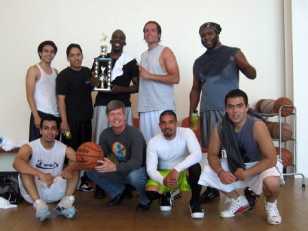 Zazzle Basketball Team