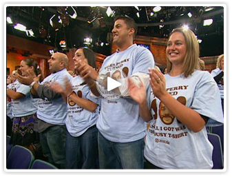 Zazzle on Rachael Ray Show