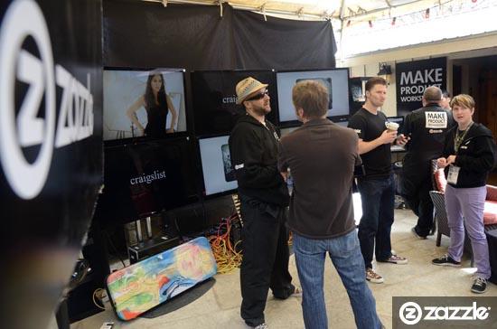 Zazzle at SXSW