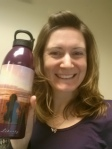 I love my bottle!!  Now I carry my dog around with me all the time...well, her photo!  :)