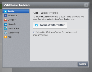 AddSocialNetworks