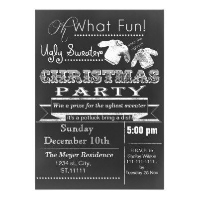chalkboard_christmas_ugly_sweater_party_invites