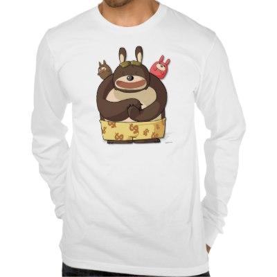 cute_bears_funny_tee_cartoon_character_t_shirt