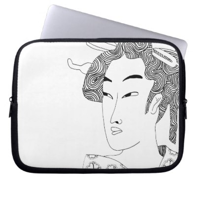 geisha_laptop_sleeve