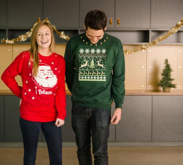 DIY Ugly Christmas Sweater #zazzle