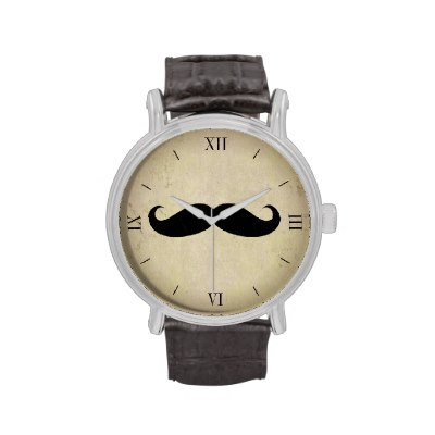 vintage_mustache_mens_watch