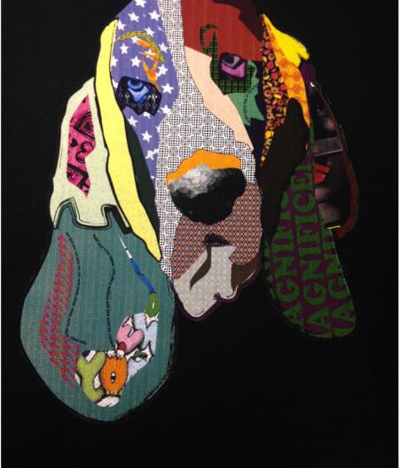 Zazzle Basset Hound Collage Shirt