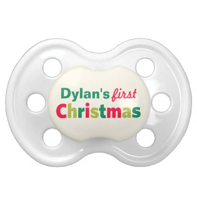 babys_first_christmas_custom_baby_pacifiers