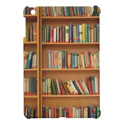 bookshelf_background_case_for_the_ipad_mini