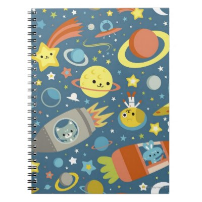 cats_dogs_and_rabbits_in_space_spiral_note_books