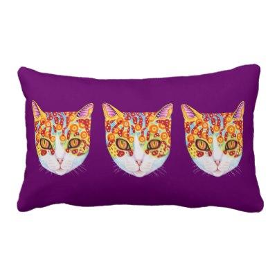 colorful_cat_art_pillow