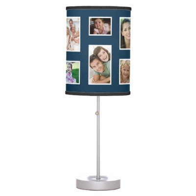 dark_blue_custom_family_photo_lamp