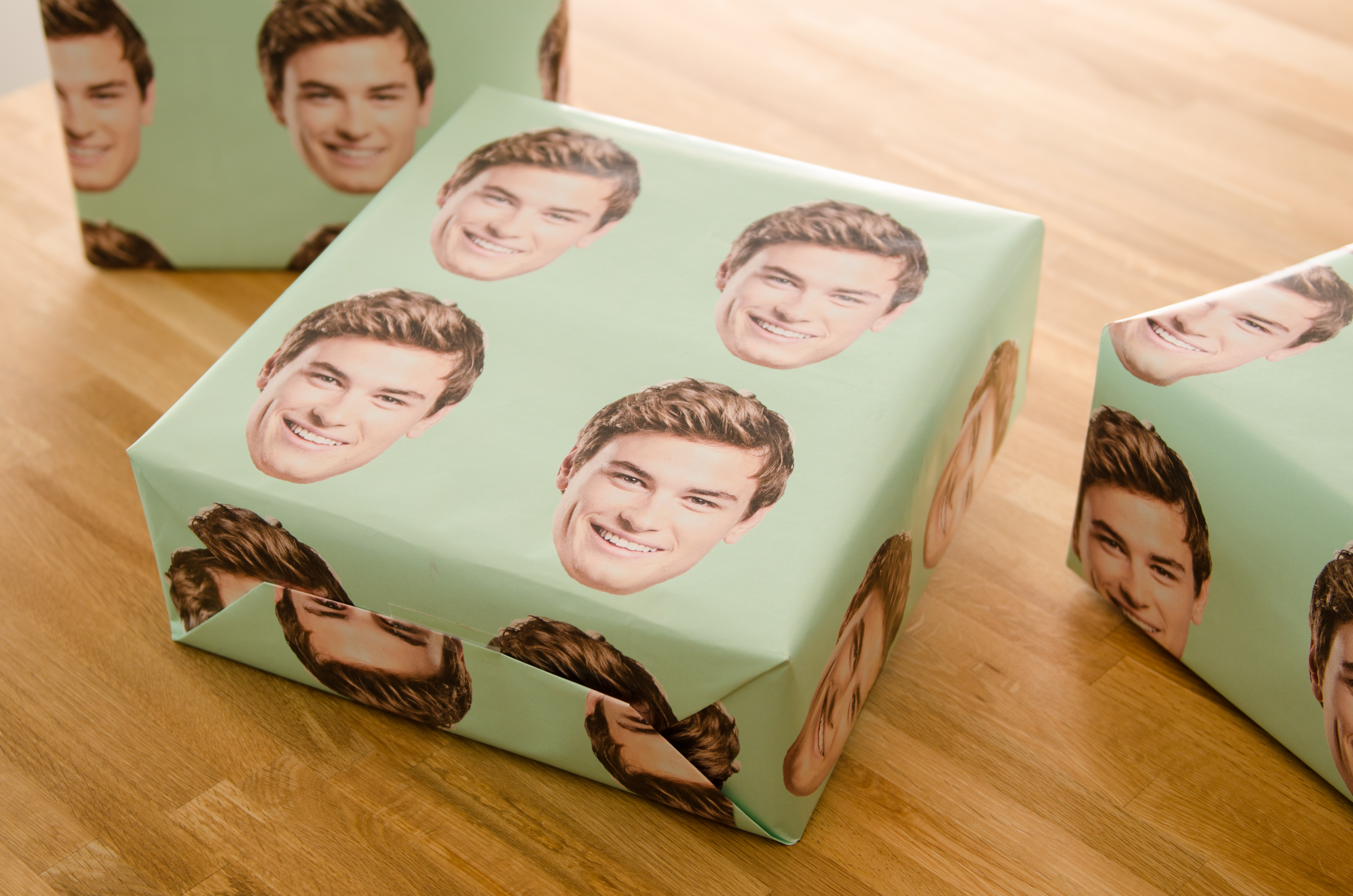 Upload Your gift wrap Designs