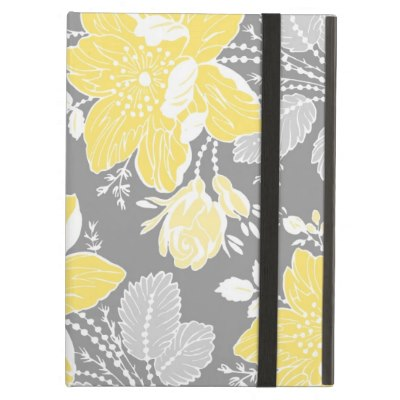 i_pad_lemon_gray_floral_pattern_ipad_cover