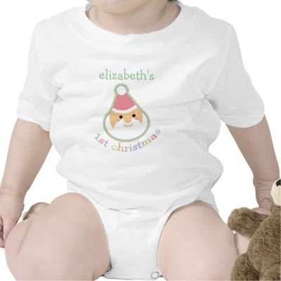 personalized_babys_first_christmas_tshirt
