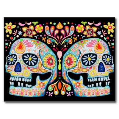 sugar_skull_postcard