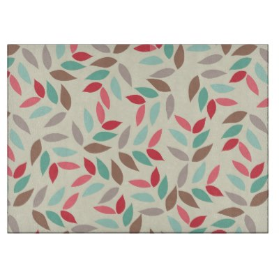abstract_vintage_inspired_leaves_pattern