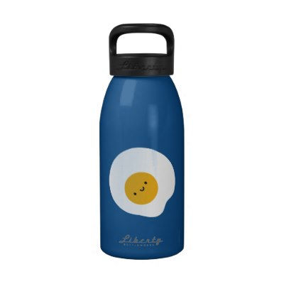 kawaii_fried_egg_reusable_water_bottles