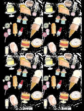 DessertPattern2