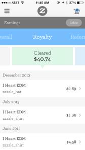 earnings app 2
