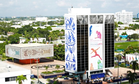 YoungArts acquired the iconic landmark Bacardi Tower and Museum building in Miami, Florida in 2012.  These building have become the organization's first national headquarters.